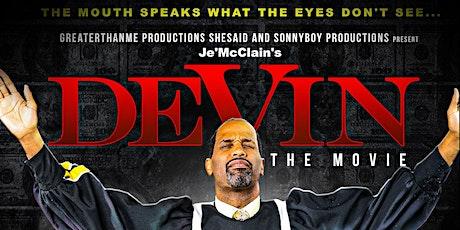 DEVIN The Movie  Red Carpet Premier tickets