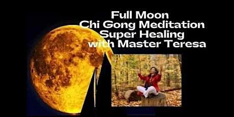 Full Moon Meditation  for Hunter's Moon tickets