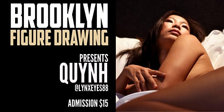 Brooklyn Figure Drawing Tuesday Zoom  Session -  QUYNH tickets