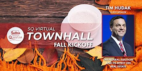 Fall Kickoff 2021! SQ Virtual Townhall tickets