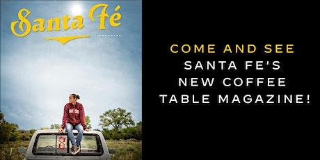 Santa Fe Magazine Launch Party tickets