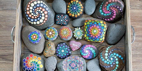 MEA Weekend Kick Off Mandala Rock Painting tickets