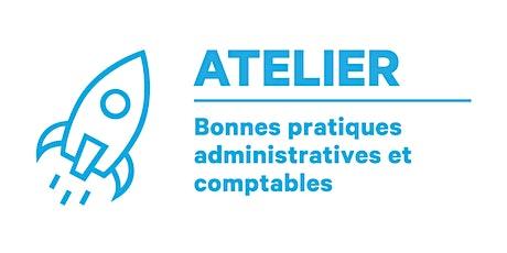 Atelier | Bonnes pratiques administratives et comptables billets
