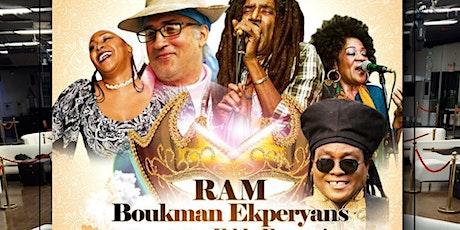 Ram-Eddy  Francois-Boukman Eksperyans @ Oceanside tickets