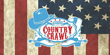 2021 Chicago Country Crawl tickets
