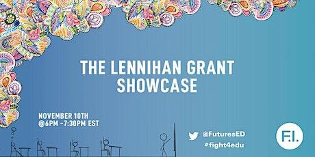 Lennihan Grant Showcase tickets