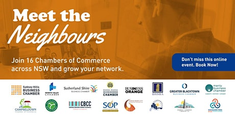 Meet the Neighbours (Joint Chamber Networking Event) tickets