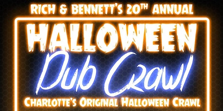 Rich & Bennett's 20th Annual Halloween Pub Crawl tickets