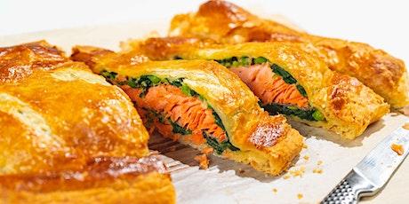Salmon Wellington: FREE Virtual Cooking Class tickets