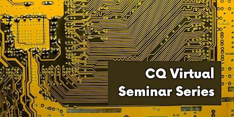CQ Seminar  - Talk by Dr. Amaya Perez-Brumer tickets