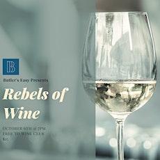 Rebels of Wine Tasting tickets