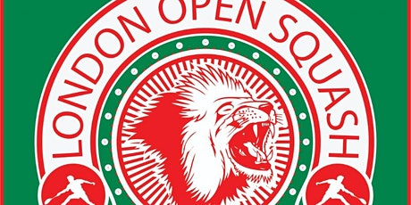 London open squash 2021 tickets