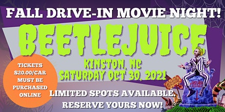 Fall Drive-In Movie Night! | BEETLEJUICE  tickets