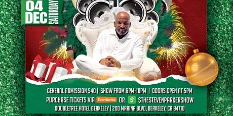 Christmas Karaoke With Steven Parker tickets