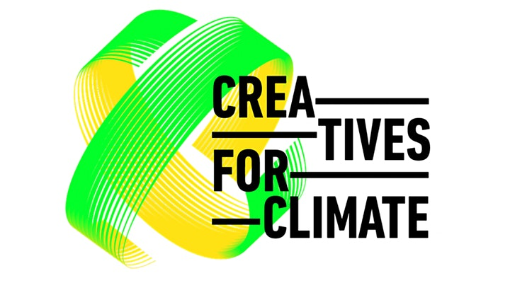 CREATIVES FOR CLIMATE: BEYOND SUSTAINABILITY AS USUAL image