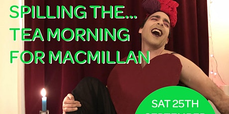 Drag Brunch-Time Fundraiser for Macmillan tickets