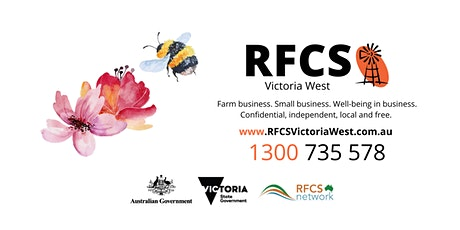 RFCS - Warrnambool Small Business Support Sessions tickets
