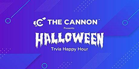 Halloween Trivia Happy Hour tickets