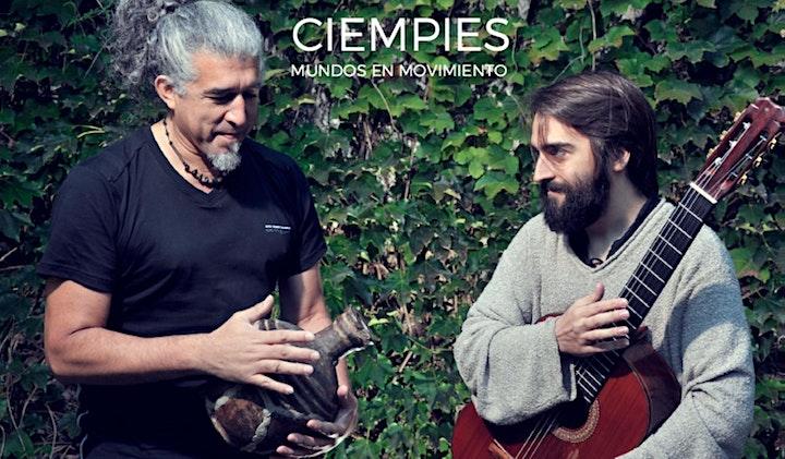 Imagen de CICLO DE CLÁSICOS EN EL CASTILLO - DÚO CIEMPIES - 26 NOV 21