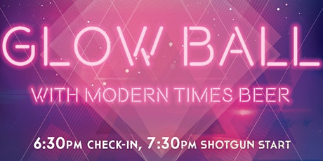 Glow Ball with Modern Times Beer tickets
