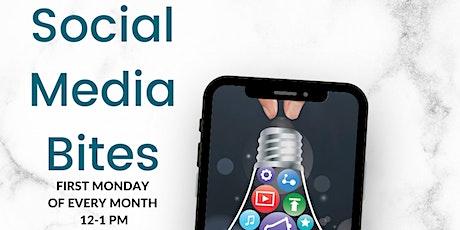 Social Media Bites Tickets