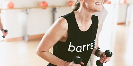Barre3 Open Power House - Free classes tickets