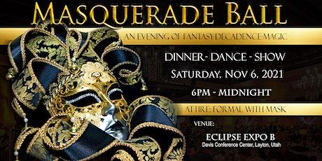 Davis County Masquerade Ball tickets