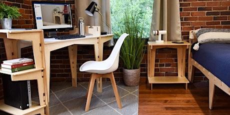 Boston Design Week 2021 - fiVO Design Furniture Showroom Grand Open House tickets
