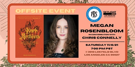Skylight & the Philosophical Research Society Present: MEGAN ROSENBLOOM tickets