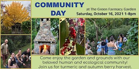 October Community Day tickets