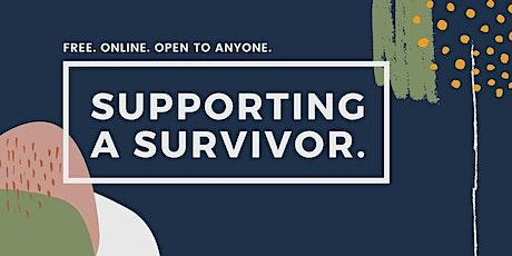Supporting a Survivor tickets