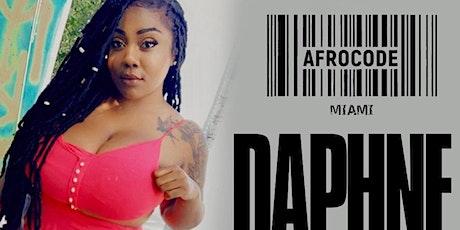 Daphne Birthday Celebration Miami  AfroCode DAY PARTY  | {Sat Oct 9} tickets