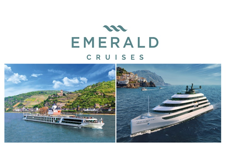 Emerald Cruises Event Hosted by Travel Best Bets image