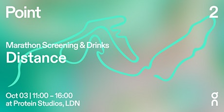 Marathon Screening & Drinks with Distance tickets