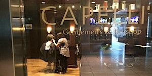 Capelli's Gentlemen's Barbershop Opening & Scotch...