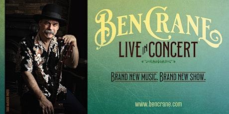 Ben Crane - Live Concert 2021 tickets