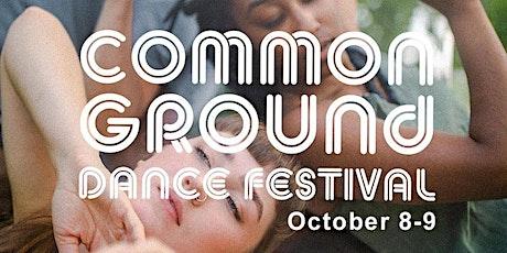 Common Ground Dance Festival tickets