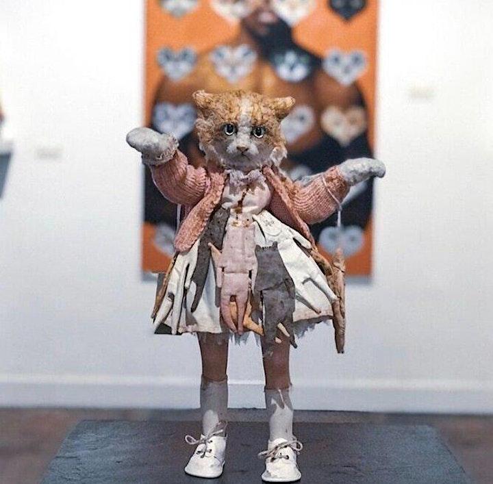 Cat Art Show 4: A New Beginning image