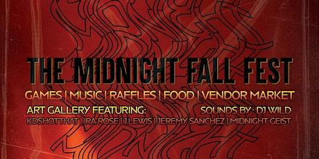 The Midnight Fall Festival tickets