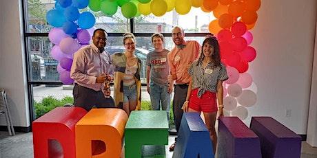 Volunteer at Stonewall's 40th Anniversary Celebration - 9/25/21 tickets