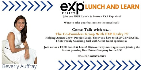 EXP Realty Explained: Lunch & Learn tickets