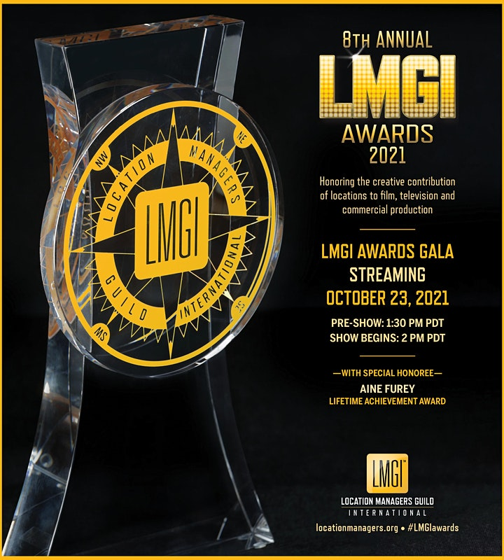 8th Annual Location Managers Guild International Awards image