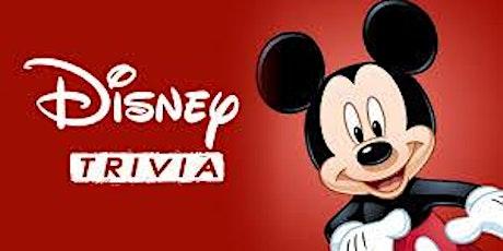 DIsney and Pixar Movie Trivia tickets