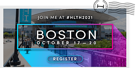 The ADV Boston Community Impact Challenge with HLTH tickets