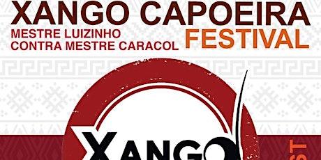 Xango Capoeira Festival 2021 tickets