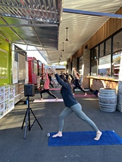 Barre3 x Happy Valley Station FREE Outdoor Class tickets