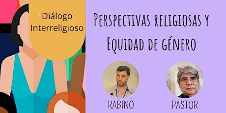 Perspectivas religiosas y Equidad de género entradas