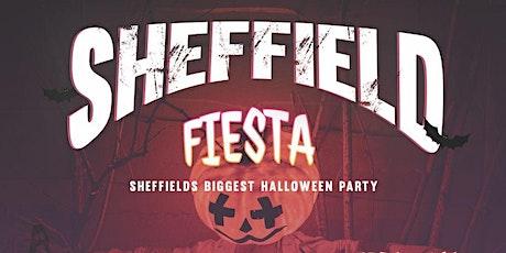 Sheffield Fiesta tickets