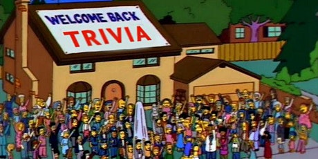 Woo Hoo! Classic Simpsons Trivia Vancouver (In-Person!): SEPTEMBER 28th tickets