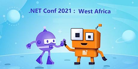 .NET Conf 2021 : West Africa tickets